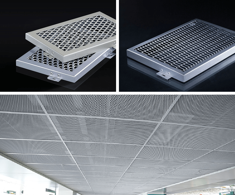 ceilings through Carlos perforated metal ceiling tiles suppliers