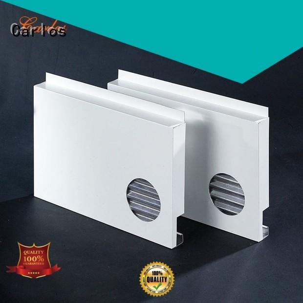 Wholesale art aluminum panels Carlos Brand