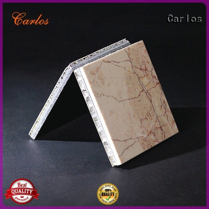 Custom plate panels aluminum honeycomb sheet Carlos honeycomb