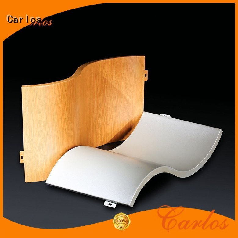 Wholesale package aluminum panels Carlos Brand
