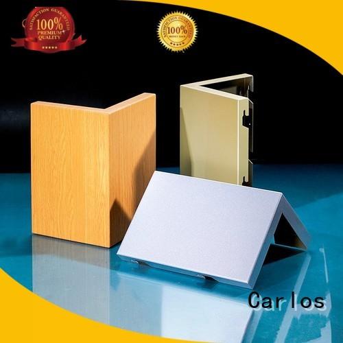 Quality Carlos Brand flat board aluminum panels