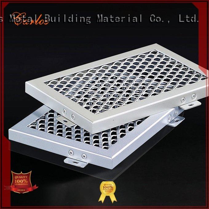 Carlos Brand side grille ceiling metal ceiling panels