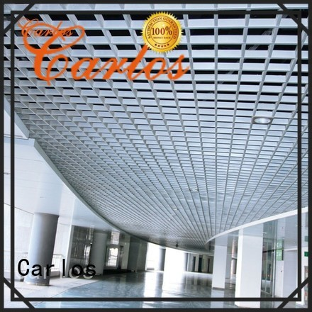 Hot perforated metal ceiling tiles suppliers ceiling Carlos Brand