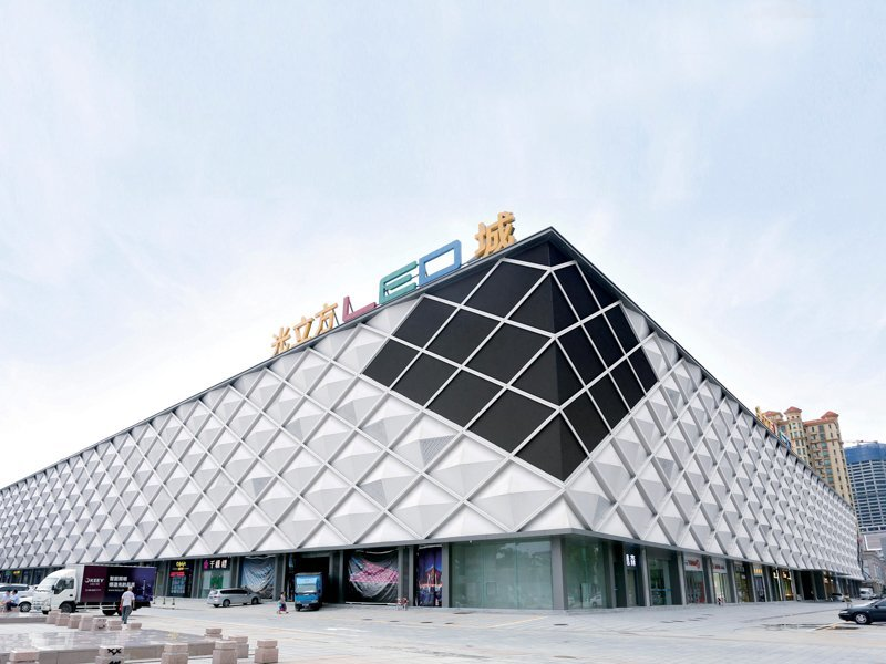 20000 square meters of Zhongshan Light Cube