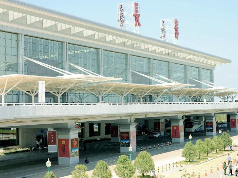 Changchun Airport (70,000 square meters)