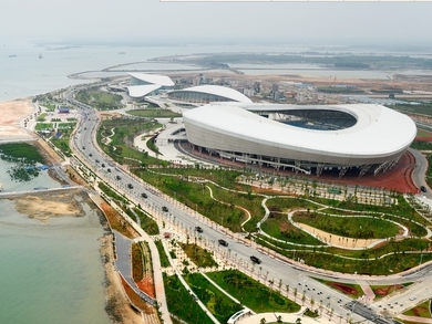 Zhanjiang Olympic Sports Center