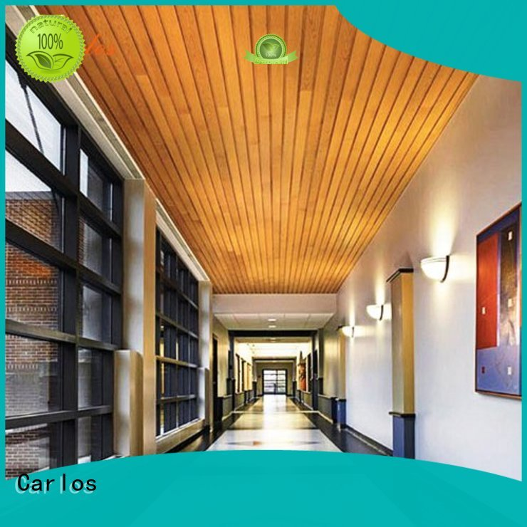 Hot series perforated metal ceiling tiles suppliers buckle Carlos Brand