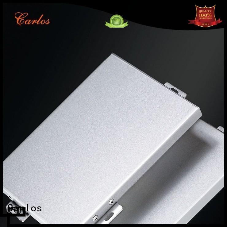 bag Custom modeling aluminum panels flat Carlos