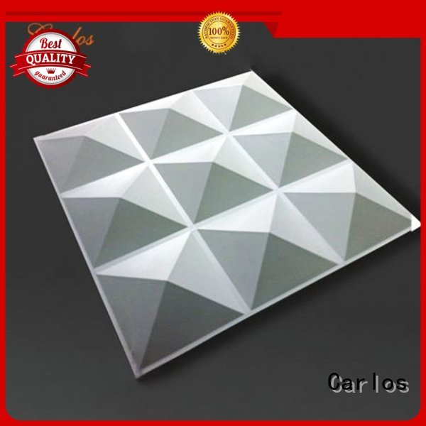 Carlos Brand circular bag panel aluminum panels manufacture