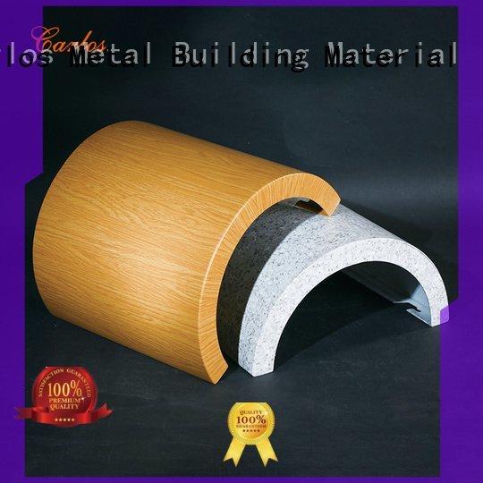 aluminum wall panels exterior hyperbolic circular aluminum panels