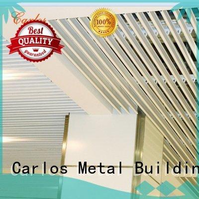 Wholesale ceiling metal metal ceiling panels Carlos Brand