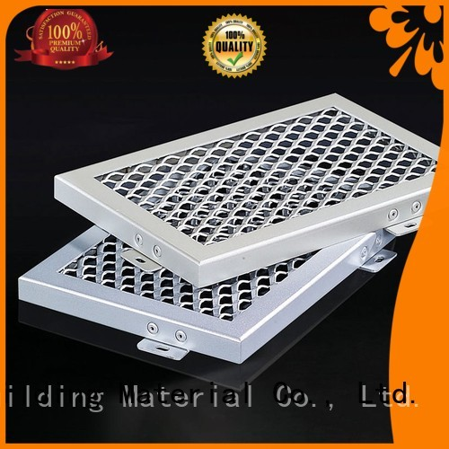 series blade ceiling metal ceiling panels buckle Carlos