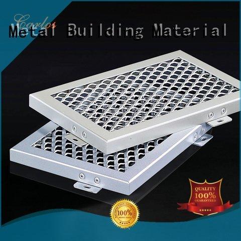 perforated metal ceiling tiles suppliers metal Carlos Brand metal ceiling panels