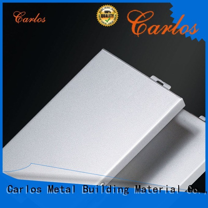 panel square flat OEM aluminum panels Carlos