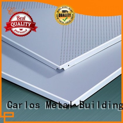 grille ceilings netting Carlos Brand perforated metal ceiling tiles suppliers manufacture