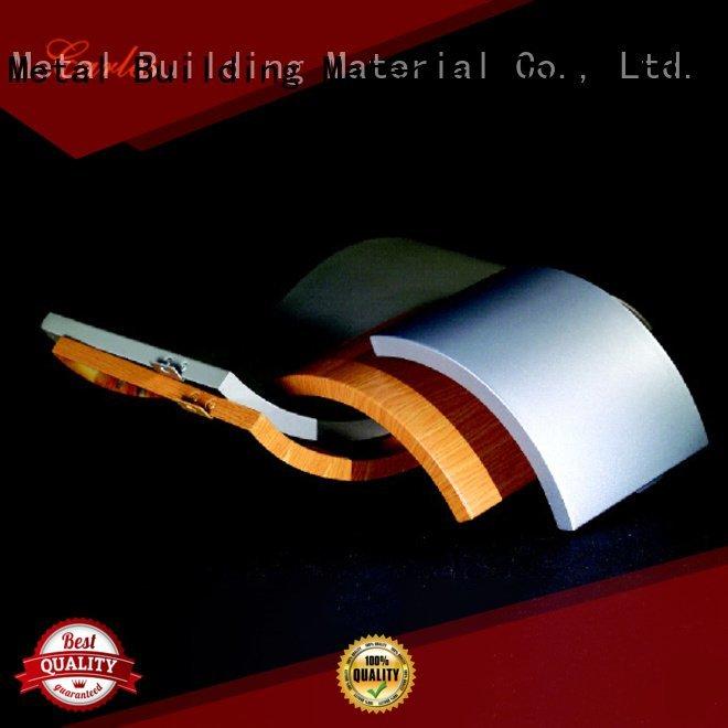 Hot aluminum wall panels exterior circular aluminum panels column Carlos