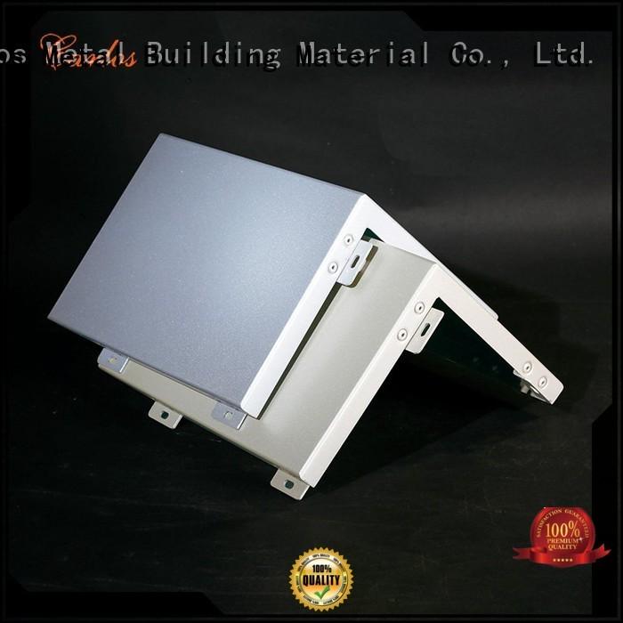 aluminum wall panels exterior package Carlos Brand aluminum panels