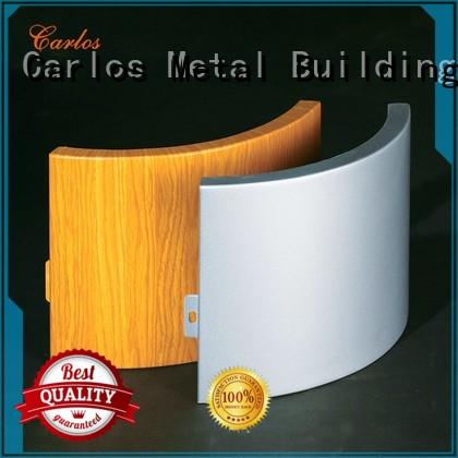 square Custom round aluminum panels panel Carlos