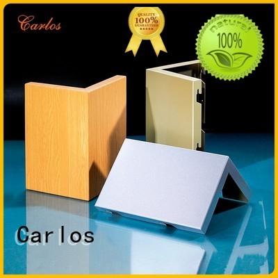 Wholesale flat aluminum panels Carlos Brand