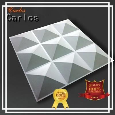 Wholesale wavy aluminum wall panels exterior corrugated Carlos Brand