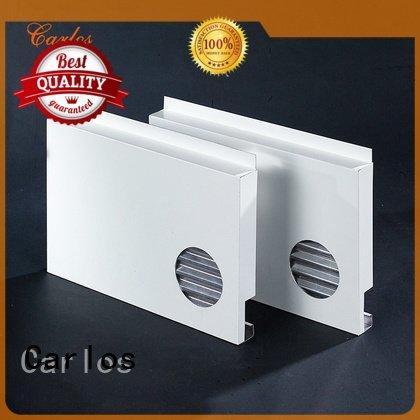 aluminum wall panels exterior corrugated metal OEM aluminum panels Carlos