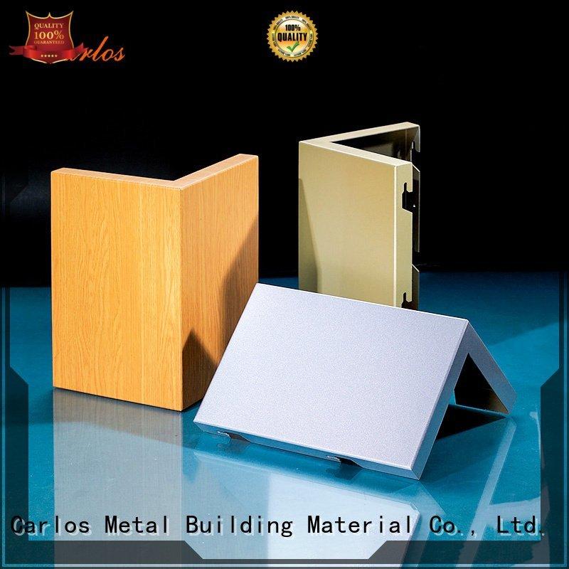 aluminum wall panels exterior package aluminum panels Carlos Brand