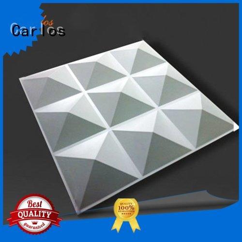 wavy round hollow aluminum aluminum panels Carlos