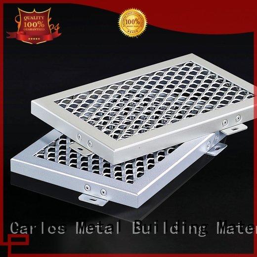 side perforated metal ceiling tiles suppliers ceilings Carlos