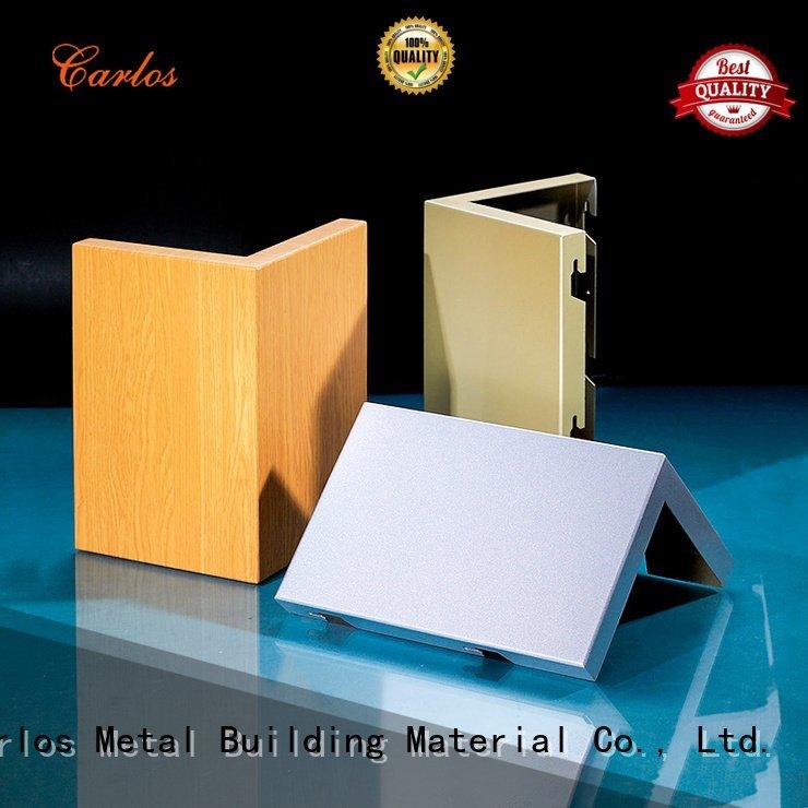aluminum wall panels exterior bag Carlos Brand aluminum panels