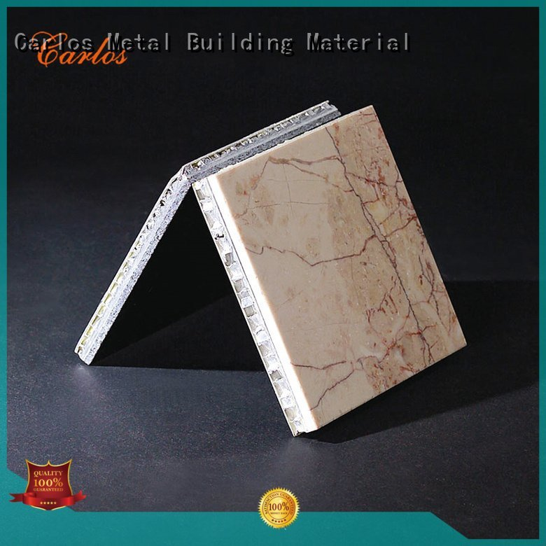 art aluminum honeycomb panels for sale seamless Carlos company