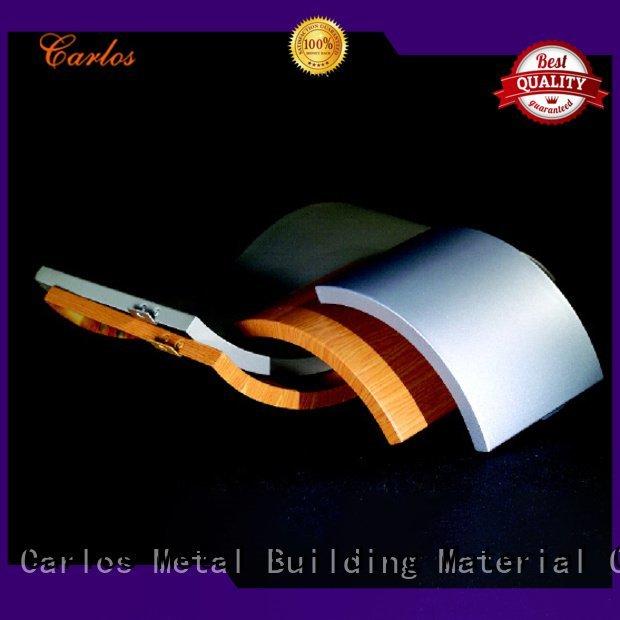 aluminum wall panels exterior hollow aluminum panels Carlos Brand