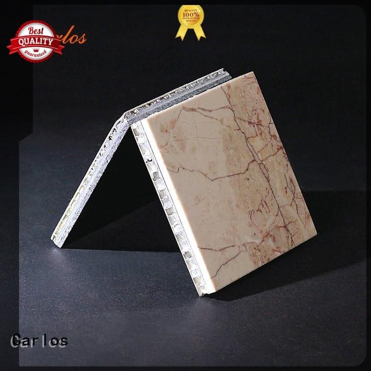 round board aluminum honeycomb sheet Carlos Brand