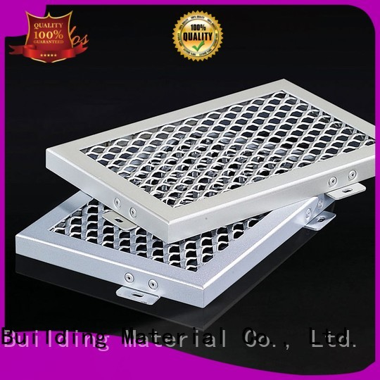 perforated metal ceiling tiles suppliers netting buckle metal ceiling panels Carlos Brand