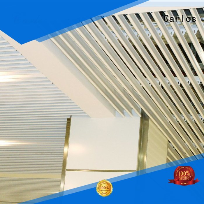 Wholesale series perforated metal ceiling tiles suppliers Carlos Brand