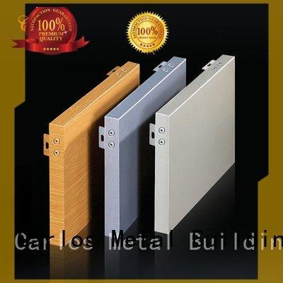 OEM aluminum panels sewing veneer aluminum wall panels exterior