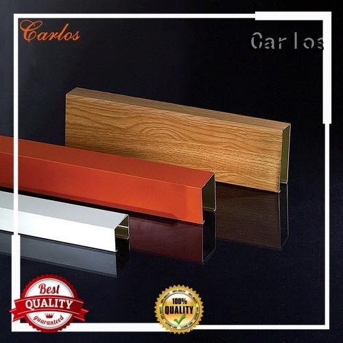 blade ceilings perforated metal ceiling tiles suppliers Carlos Brand