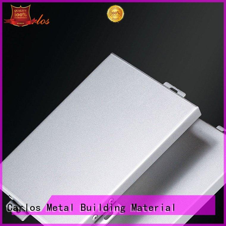Custom square aluminum panels round aluminum wall panels exterior