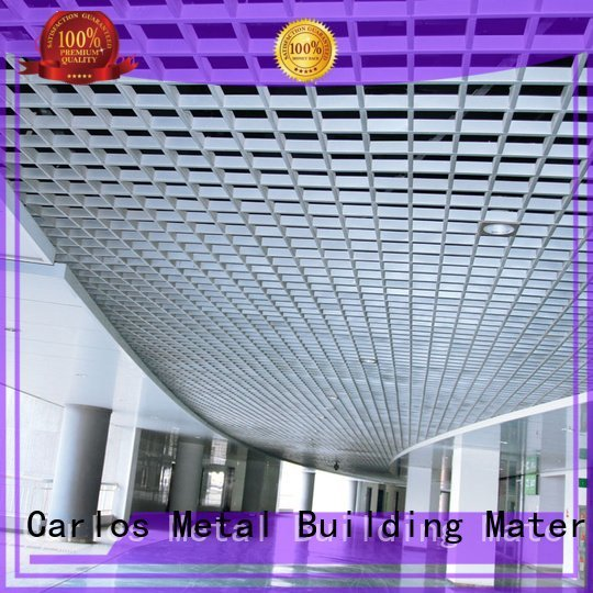 perforated metal ceiling tiles suppliers netting buckle series through Bulk Buy