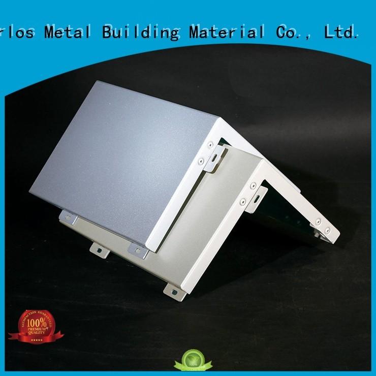aluminum wall panels exterior square aluminum panels Carlos Brand