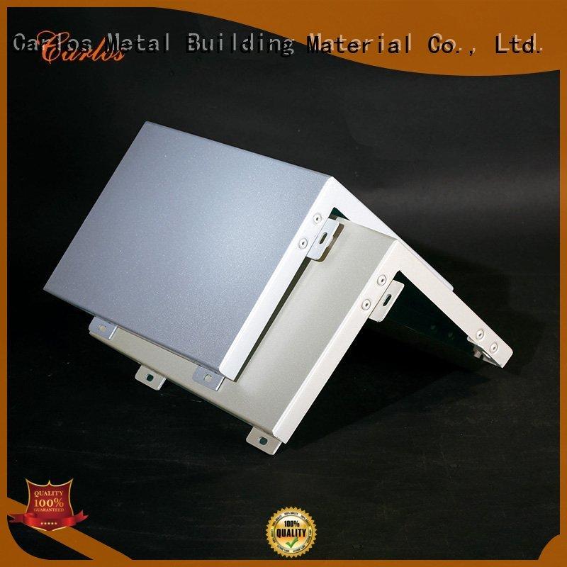 Carlos Brand bag aluminum wall panels exterior column supplier