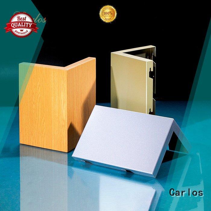aluminum wall panels exterior metal Carlos Brand aluminum panels
