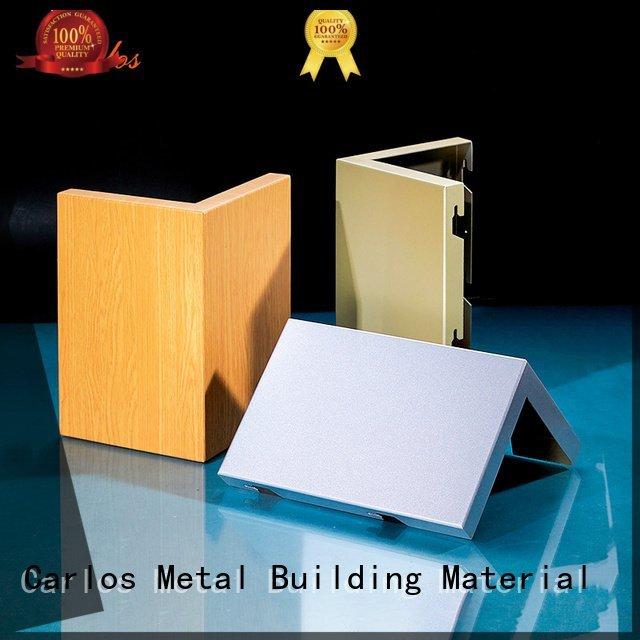 Custom circular board aluminum panels
