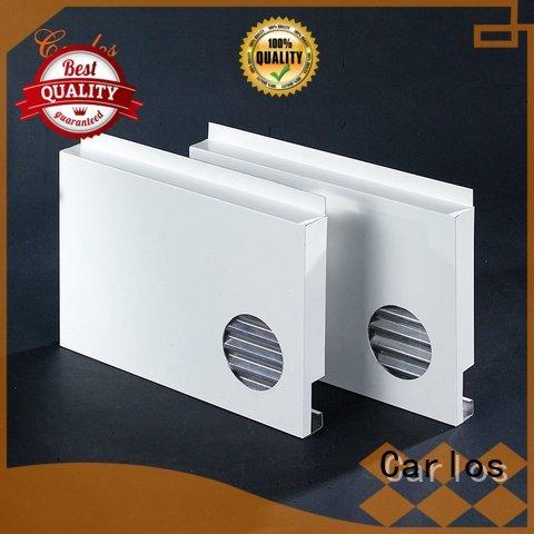 aluminum wall panels exterior seamless aluminum panels Carlos Brand