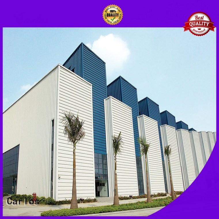 modeling aluminum panels wavy Carlos company