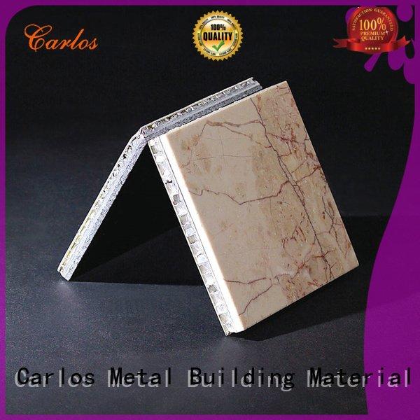 honeycomb square modeling Carlos Brand aluminum honeycomb sheet supplier
