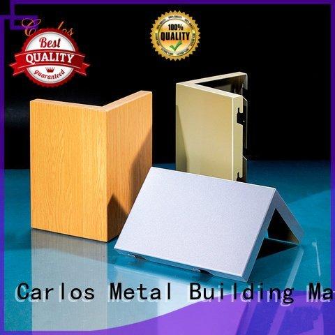 aluminum wall panels exterior board Carlos Brand