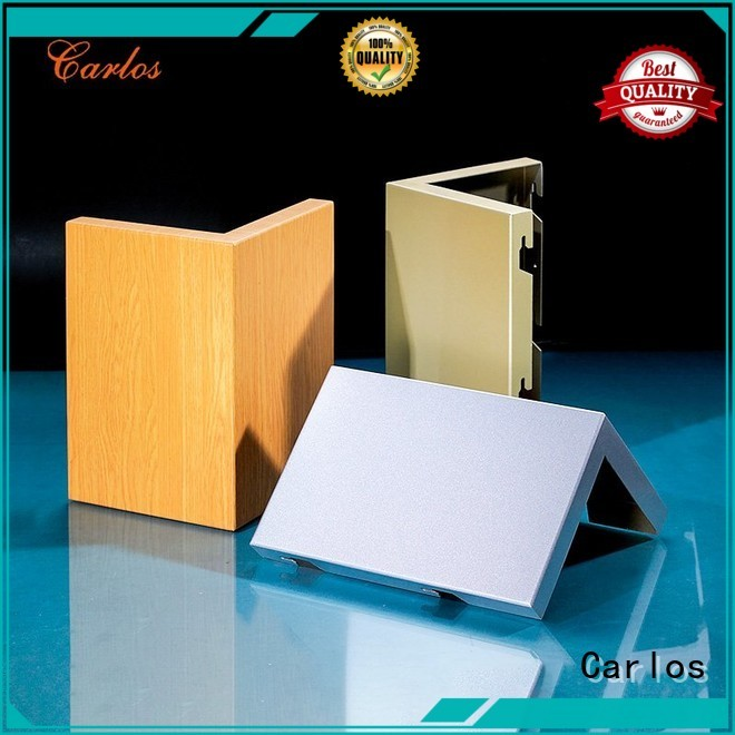column Custom corrugated aluminum panels metal Carlos