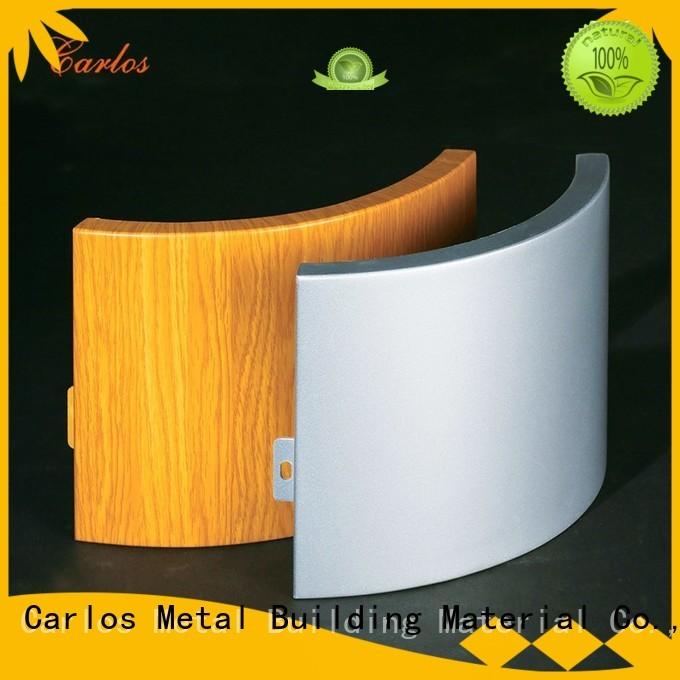 aluminum wall panels exterior flat aluminum panels seamless company