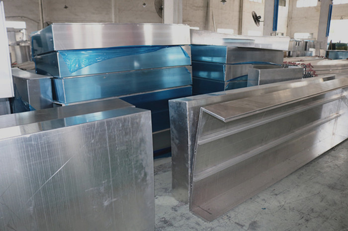 Carlos Brand aluminum sheet processing custom aluminium production