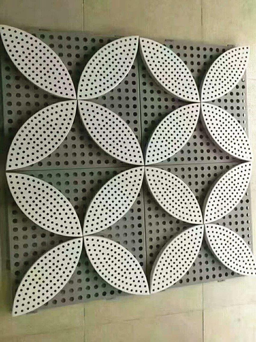Carlos Art hollow panel Aluminum Panel image4